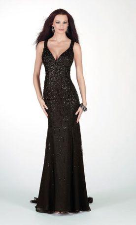 Ballkleider Lang Schwarz | Princess Prom Dress